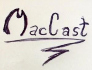 MacCast Logo